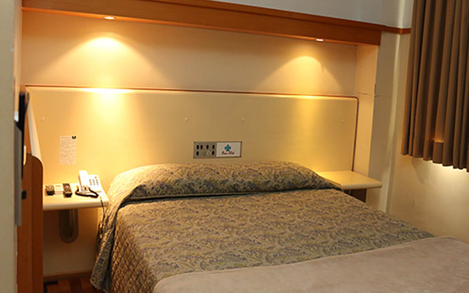 Oscar Hotel - Apartamento Casal Conjugado
