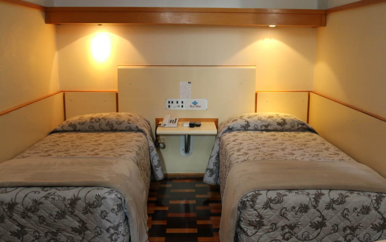 Oscar Hotel - Apartamento Duplo