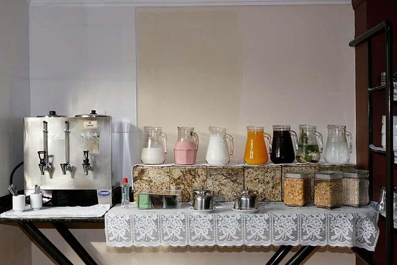 Galeria Café da Manhã Oscar Hotel